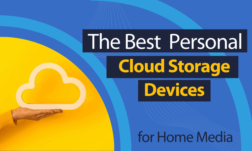 best personal cloud storage devices
