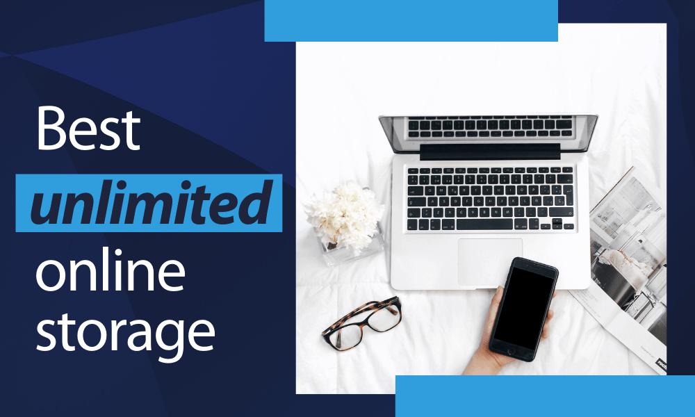 best unlimited online storage