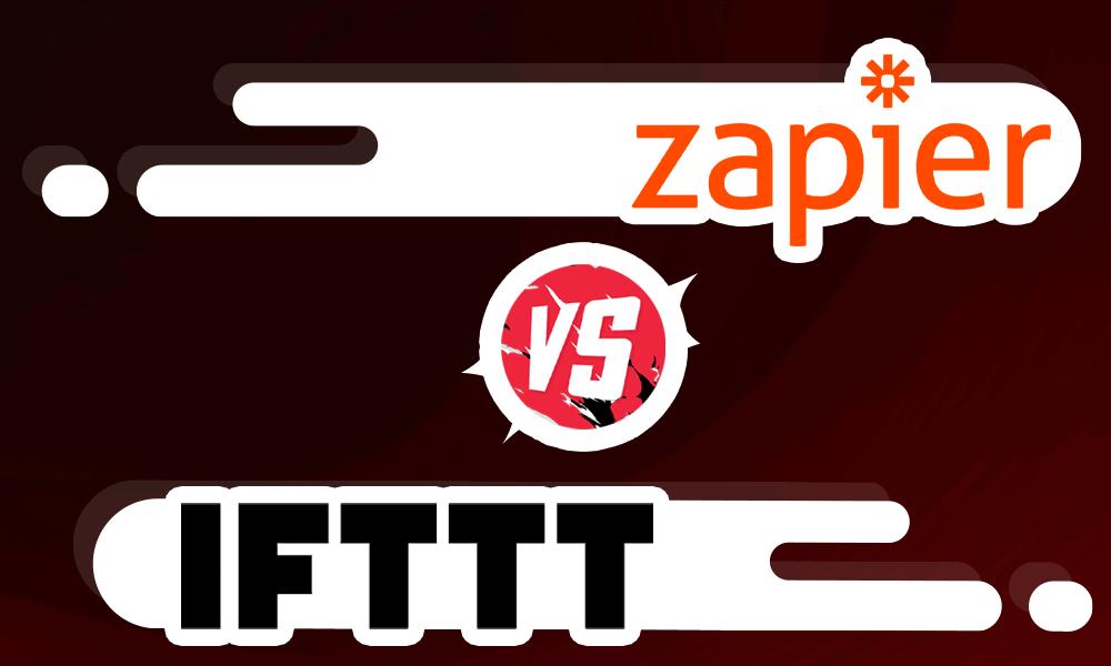 Zapier vs IFTTT