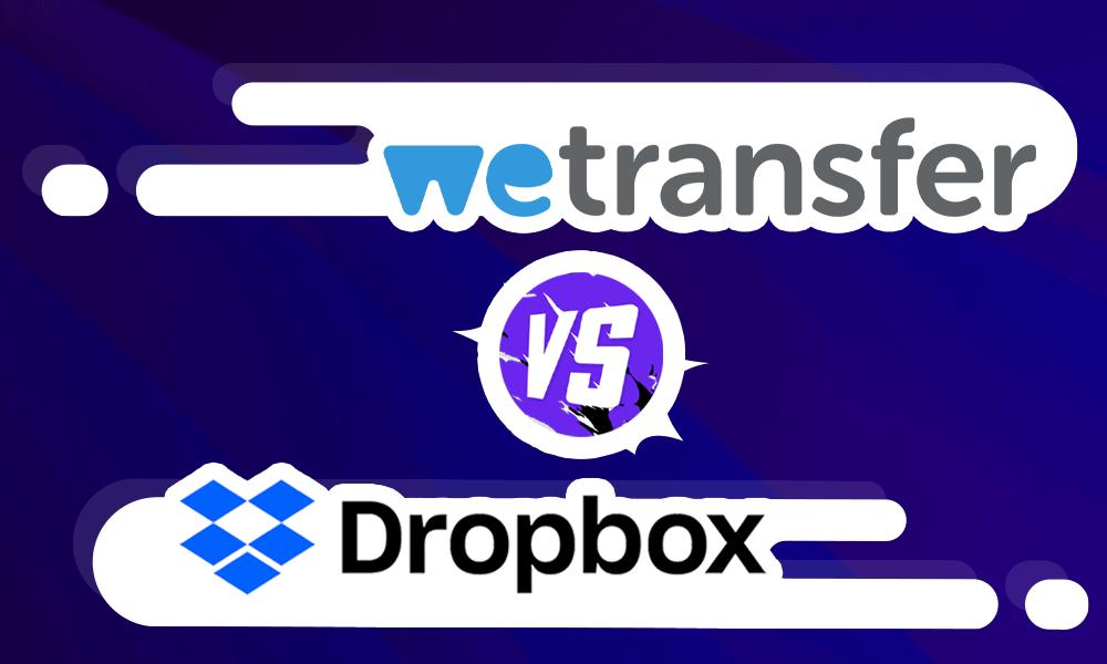 wetransfer vs dropbox