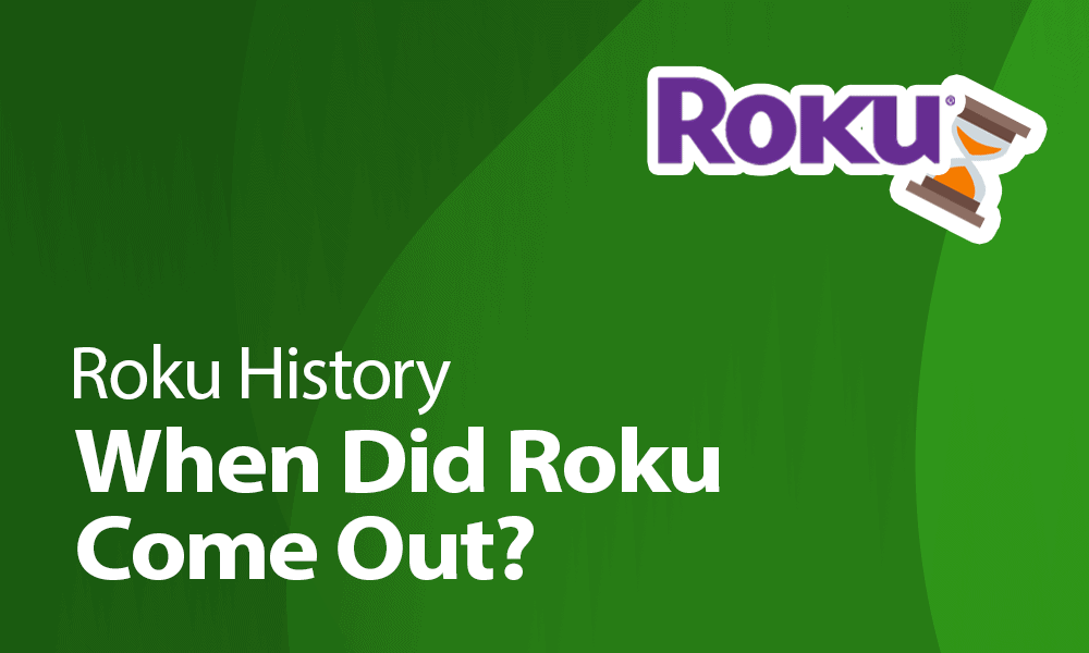 when did roku come out history