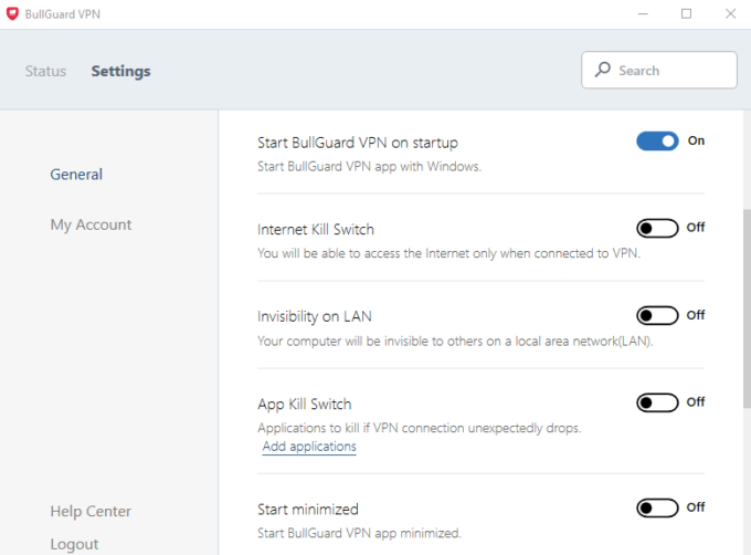 BullGuard VPN Review 2021 [Features, Pricing & Security]