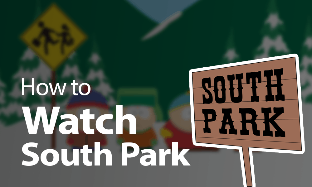 How to Watch South Park